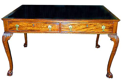 An 18th Century English Mahogany Writing Desk No. 519