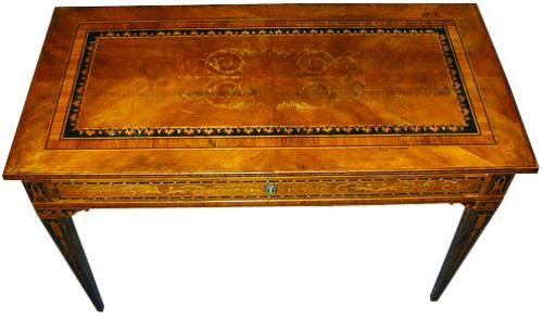 An 18th Century Italian Writing Table No. 2034