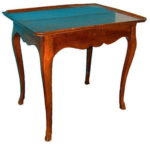 An 18th Century French Louis XV One-Drawer Side Table No. 536