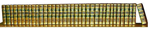 A Complete 19th Century French Set of Philosophical Writings of Marcus Tullius Cicero No. 2220