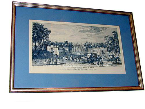 A 19th Century French Lithograph No. 1145