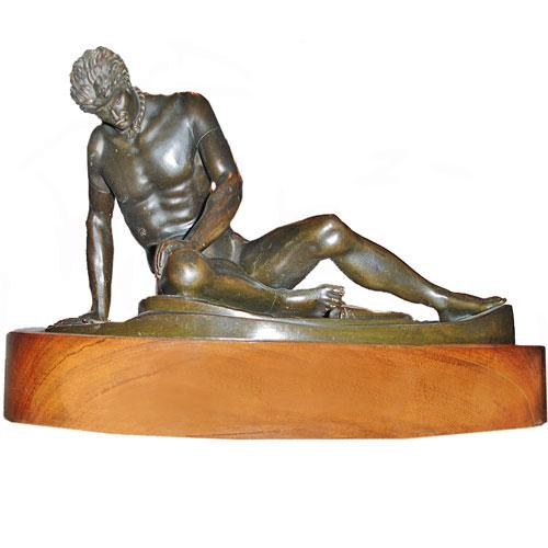 A 19th Century Bronze of the Dying Gaul No. 2890