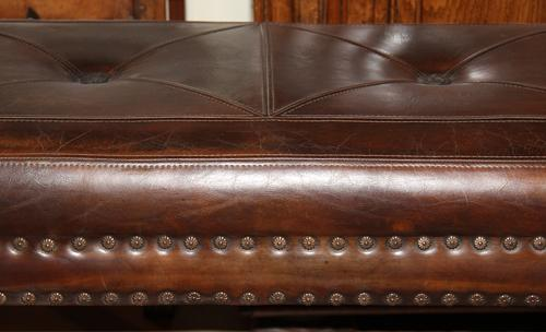 A Pair of 19th Century Walnut Benches No. 2708