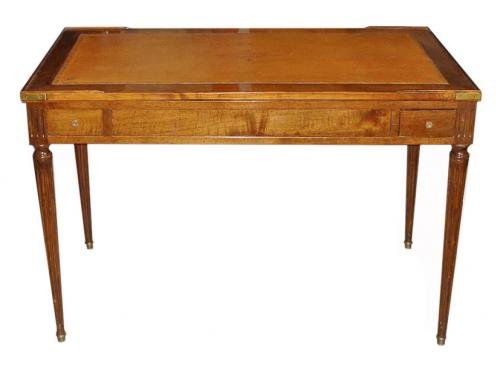 A Late 18th Century French Louis XVI Walnut Tric-Trac Table No. 3298