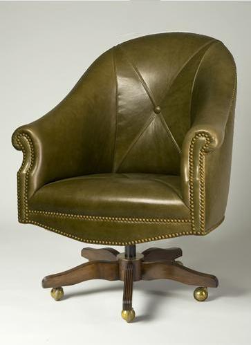 Lorenzo Desk Chair No. 744