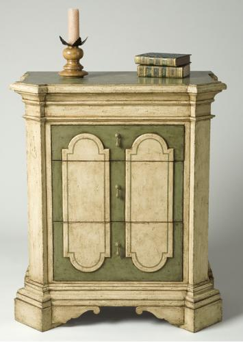Livorno Painted Nightstand No. 746