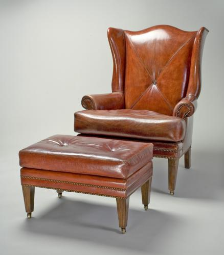 Orsino Wing Chair No. 820