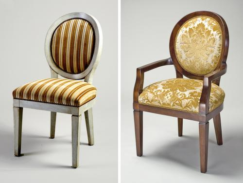 Savoy Dining Chairs No. 729