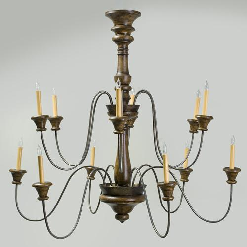 Amadoro Two Tier Chandelier No. 747