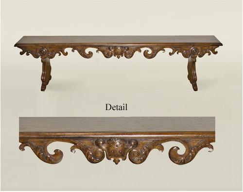 Carano Bench No. 1678