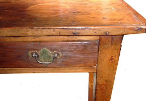 An 18th Century Continental Provincial Country Pine Console Sideboard No. 3103