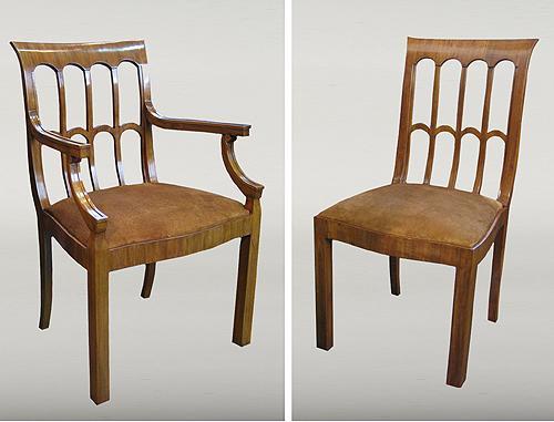 Sabrina Dining Chairs No. 1714