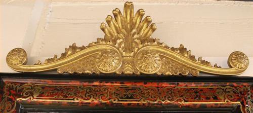 An Early 19th Century Boullework Mirror No. 3756