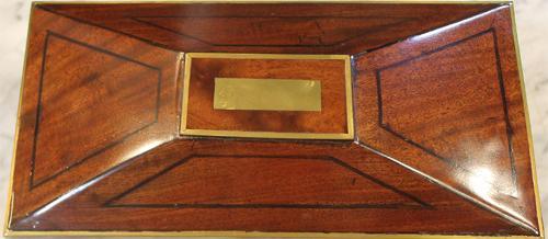A Fine 19th Century Regency Jewelry Box No. 2674
