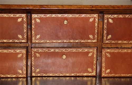 An 18th Century French Louis XV Slant Front Desk No. 4361
