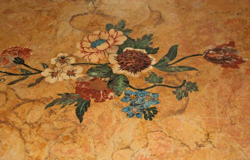 A 19th Century Italian Pietra Dura Table No. 4073