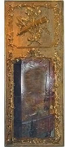 An 18th Century French Louis XV Trumeau No. 1997
