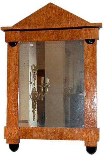 A Fine Pair of 19th Century Austrian Biedermeier Mirrors No. 647