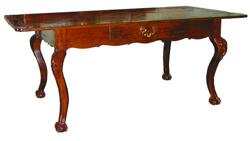 An 18th Century Italian Walnut Writing Table No. 1928