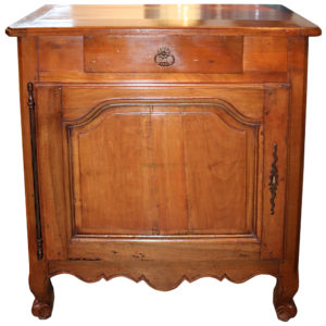 A 19th Century French Louis XV Cherrywood Side Cabinet No. 210