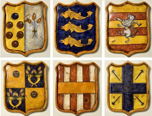 Firenze Plaques No. 877