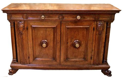 The Magnificent Early 16th Century Medici Credenza No. 4016