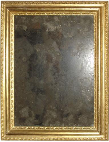An 18th Century Italian Giltwood Mirror No. 212