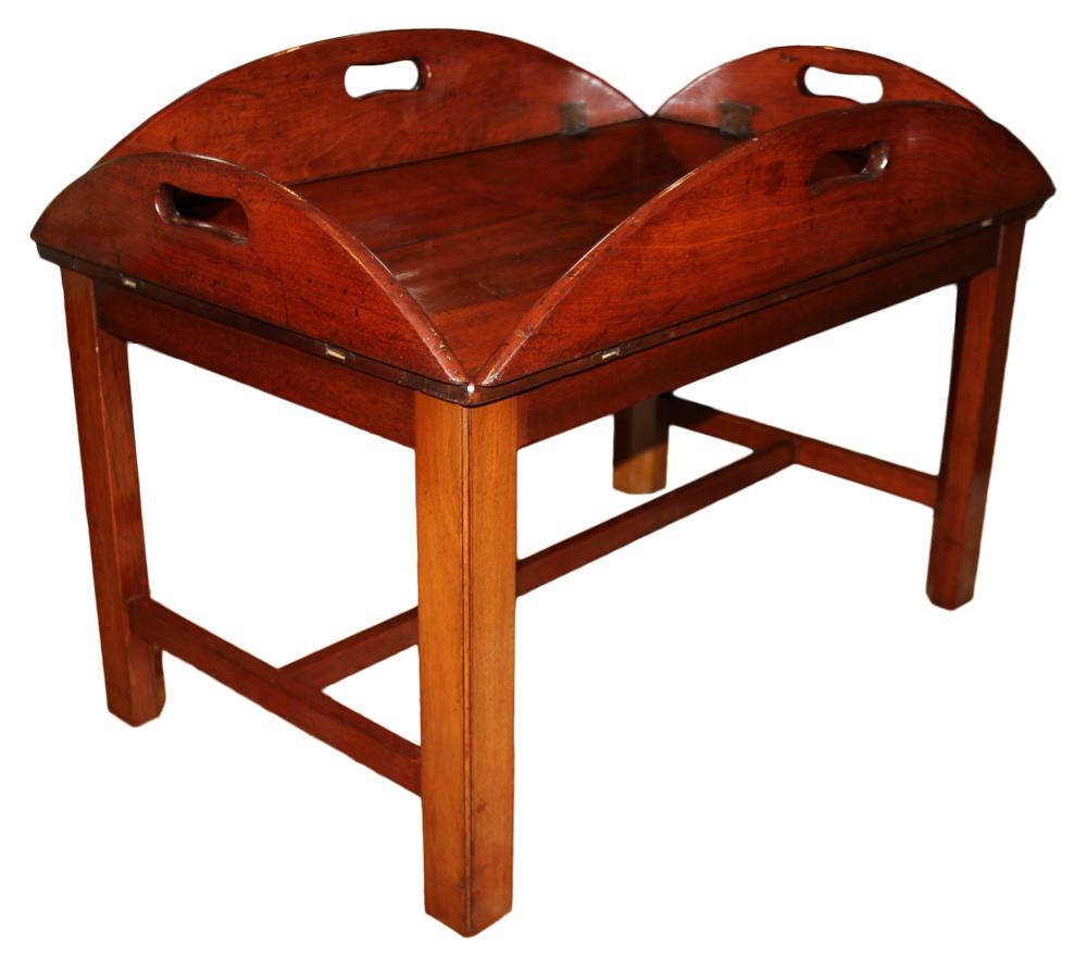 A 19th Century English Butler's Tray No. 940