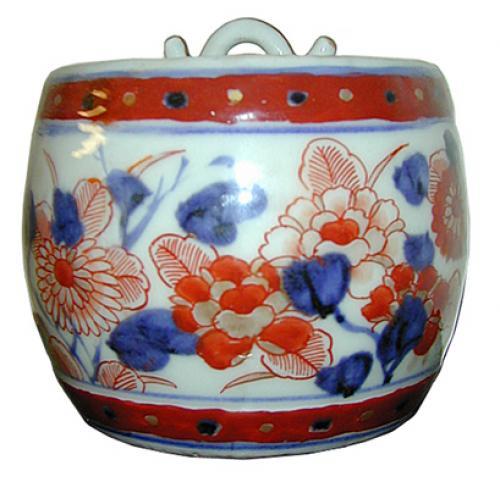 A 19th Century Oriental Porcelain Jar No. 1182