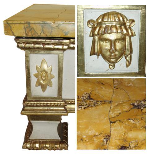 An 18th Century Italian Louis XVI Console Table No. 3184