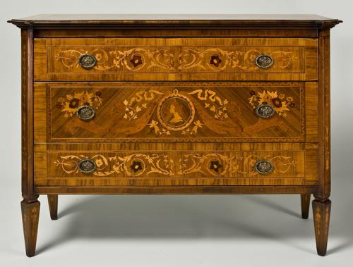 Milanese Commode No. 923