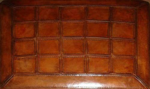 A 19th Century English Mahogany Bench No. 3514