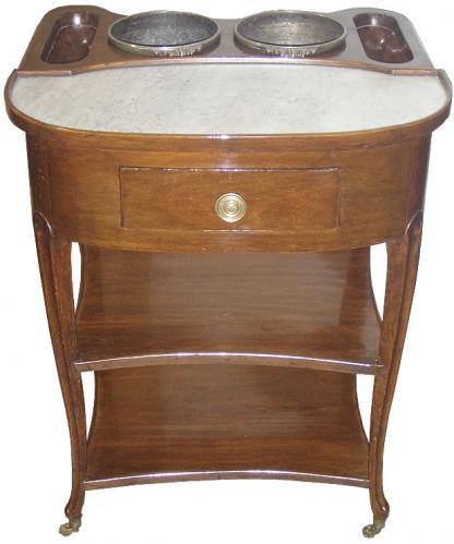 A Rare French Acajou Rafraichissoir No. 3653