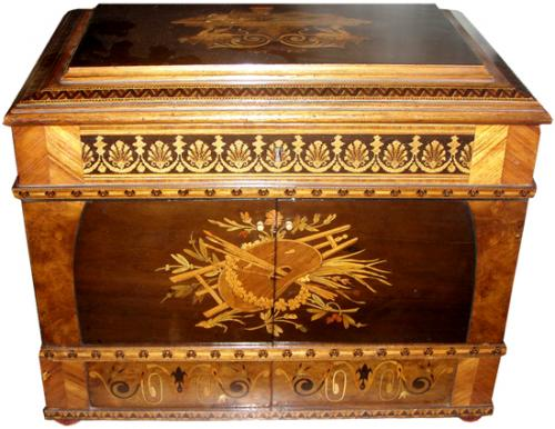 A 19th Century Italian Jewelry Box No. 3853