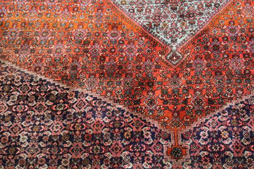 A Vintage Persian Wool Rug No. 4301