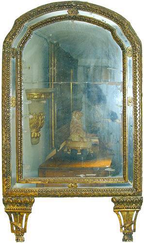 An 18th Century Piedmontese Mirror No. 1887