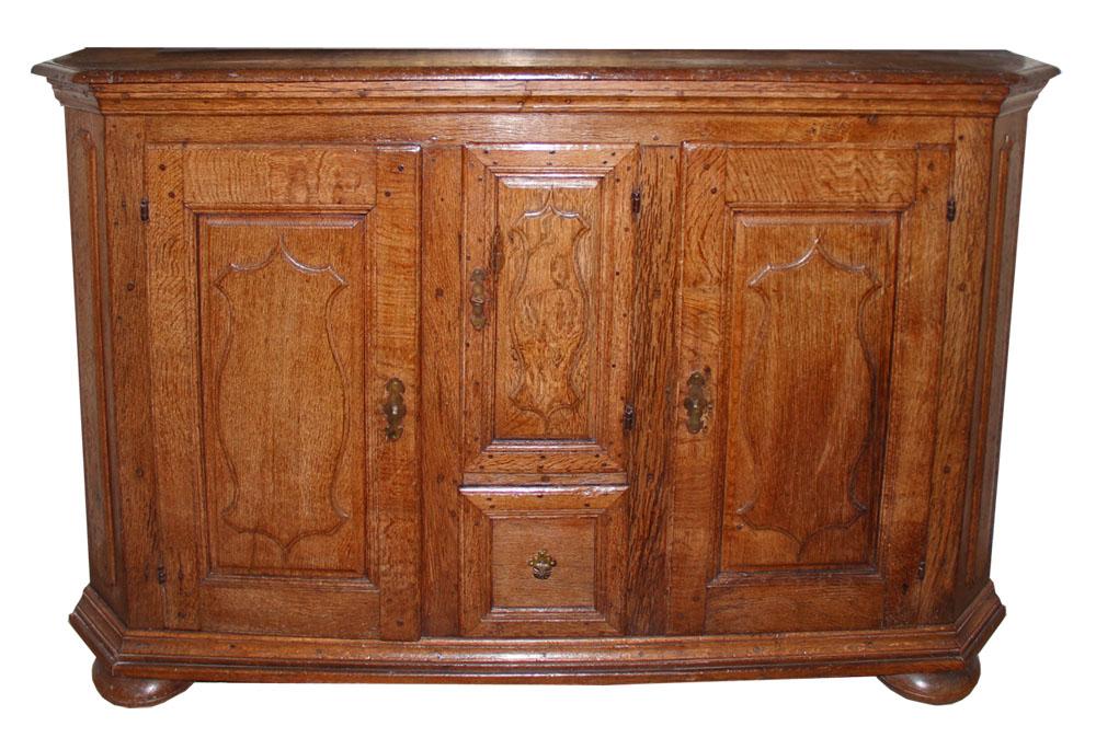 An 18th Century French Louis XIII Ash Enfilade No. 148