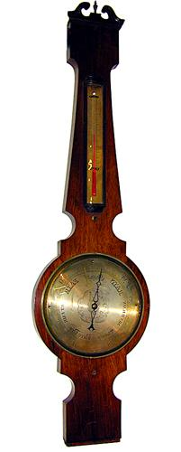 A 19th Century English Barometer No. 1244