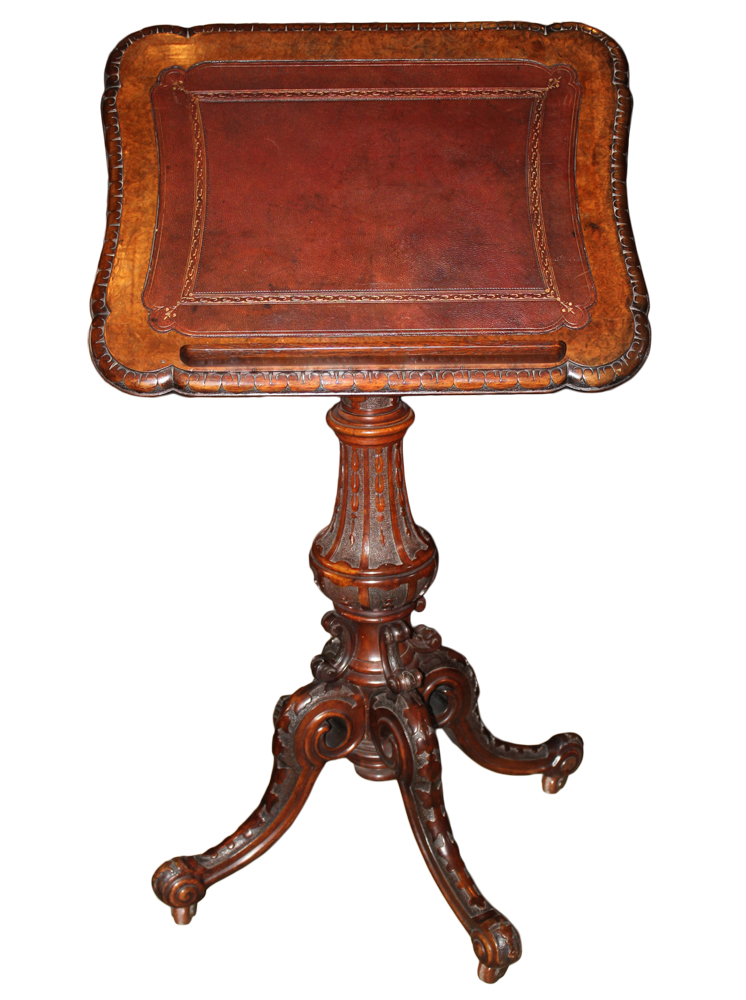 A 19th Century English Regency Ledger or Music Stand No. 2109