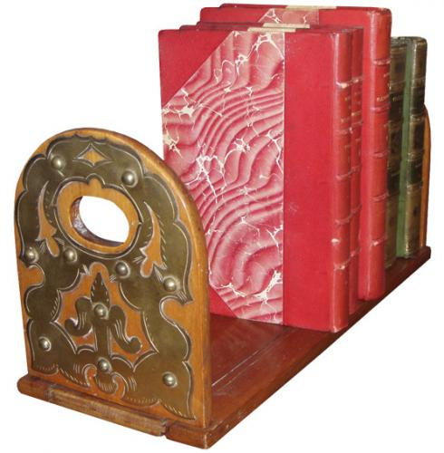A Late 19th Century Anglo-Indian Sliding Book Stand No. 3813