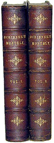 Two 19th Century Volumes of Scribner's Monthly No. 2176