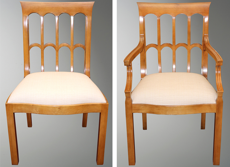 Sabrina Dining Chairs No. 1714