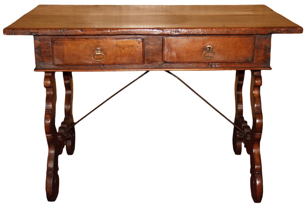 An 18th Century Tuscan Walnut Desk No. 4432