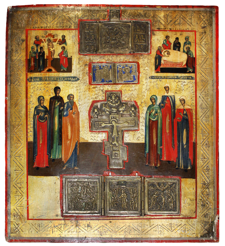 An 18th Century Russian Icon No. 4679