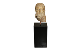 An Ancient Marble Head of A Noble Man No. 4815